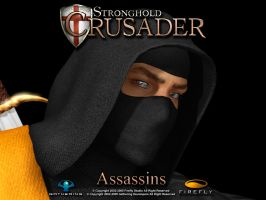 Stronghold Assassins 1 by Poser96