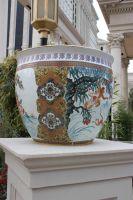 Chinese pot 2 by CAStock