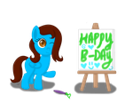 Happy Birthday! (Gift) by Angla963