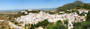 Casares, Andalucia, Spain by MkCream