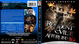 Resident Evil Afterlife by ADaM2nt