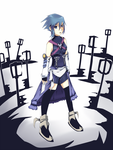 KH Aqua Colored ver by jinternet