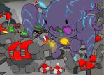 Carbot StarCrafts : Hybrid Reaver by CountryGump