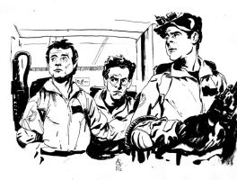 Ghostbusters by cmccormack414