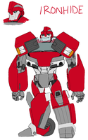 TFP Ironhide by just-nuts