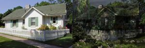 House Stock Before And After by lifeformgraphics
