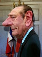 Jacques Chirac by RodneyPike