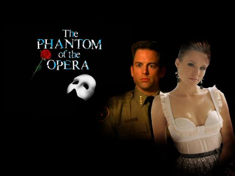 Lamb and Veronica: Phantom of The Opera by TheElegantFaerie
