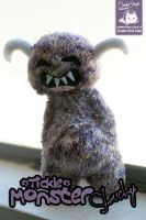 Tickle Monster Slouchy by cleody
