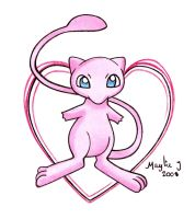 I Love Mew by Jadesca