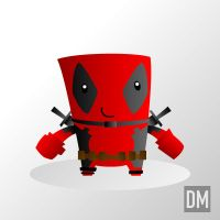 Deadpool by DanielMead