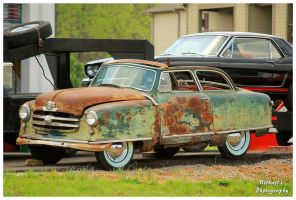 1950 Nash Rambler Custom Landau Convertible Coupe by TheMan268