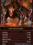 Lightning-eye Ravager - LEAKED by KilaliPop