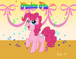 MLP FSIM Pinkie Pie by The-Clockwork-Crow