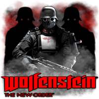 Wolfenstein The New Order v2 by POOTERMAN