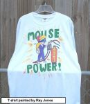 Mousepower T-shirt by RayJones