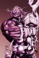 JoeMad Thor Colors by MikeMarsArt