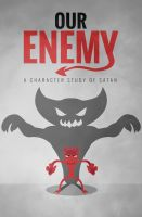 Church Bulletin Mockup for Our Enemy by pomeroyjoshua