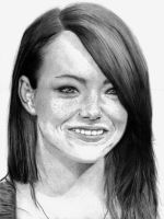 Emma Stone by bloodfilledlungs