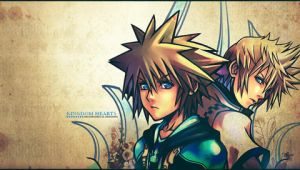 kingdomhearts.the.PSP.desktop by josejua