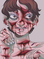 goretober 01 by Screamsicle