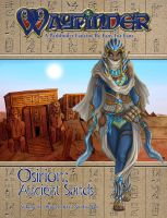 Cover for Wayfinder #12: Osirion by Timitius