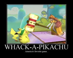 Whack-a-Pikachu by JuniorMafia19