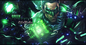 Green Lantern by LifeAlpha