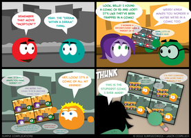 SC256 - Inception by simpleCOMICS