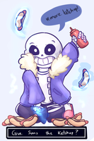 Collab|Sans by Asriee