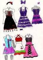 Lolita Outfit Adoptables: CLOSED by Dattebayo-Emirii