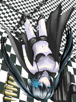Black Rock Shooter by TacToki