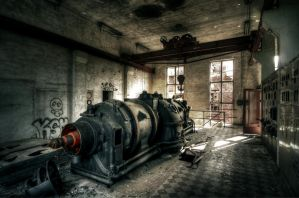 Workshop The Steam Turbine HDR by mtribal