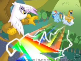 Gilda Battle in the Sky by Arbok-X