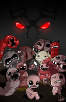 The Binding of Isaac by Starforsaken101