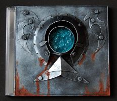 Steampunk CD case 'Nemo' by Indirie