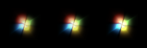 Windows 7 Startup logo - V2 by xantic21