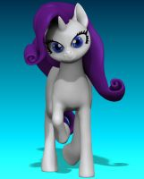 Rarity test model by Harikon