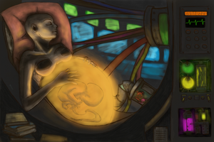 warmth of the machine revisit by Rezelsheft