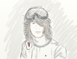 Dmitry sketch by mosquitone