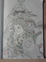 Ryoma or Power Stone by Wolverine9