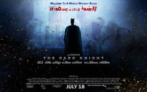 The Dark Knight Wallpaper by Ahmed-Taher