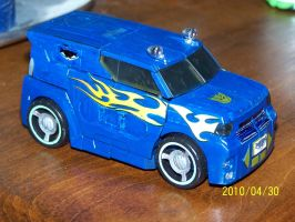 Anime Soundwave Sly Van 05 by coonk9