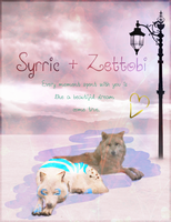 Syrric And Zettobi Luff by iloveaboy2