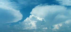 Clouds I by Pinionist