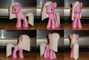 Pinkamina Finished Sculpt by OtakuSquirrel