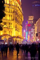 Nanjing Road by Sarawi