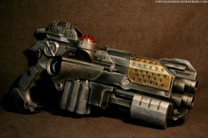 Gears of War 3 Lasertag LTX by JohnsonArmsProps