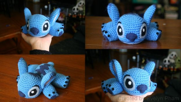 Baby Stitch by aphid777