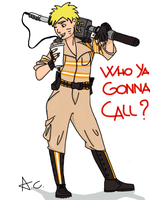 Who ya gonna call? by Rcbs94